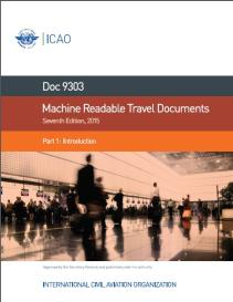 ICAO Doc 9303 Title page
